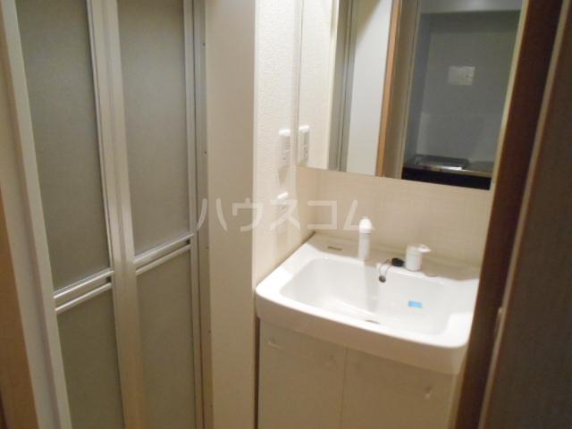 ハーミットクラブハウスヒルズ戸塚C 101号室の洗面所