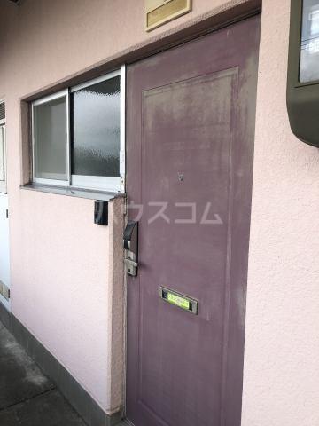 アメニティセゾン菊川 302号室のエントランス