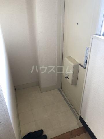 アメニティセゾン菊川 302号室の玄関