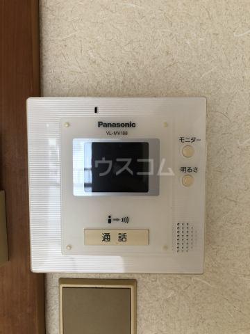 アメニティセゾン菊川 302号室のセキュリティ