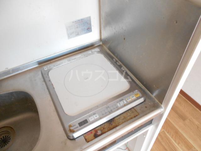 CSEハイツ林間 203号室のキッチン