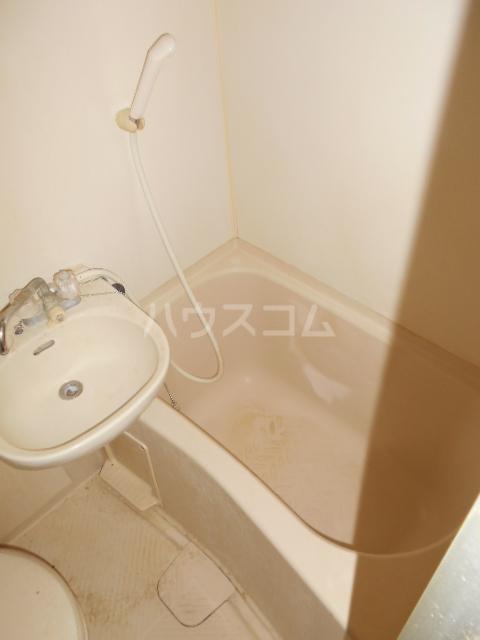 CSEハイツ林間 203号室の風呂