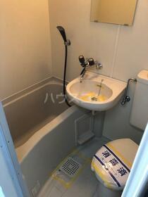 コーポ相模台 104号室のトイレ