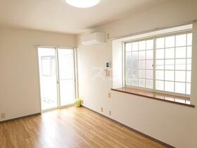 サミーズハウス金沢 206号室のベッドルーム