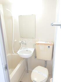 サミーズハウス金沢 206号室のトイレ