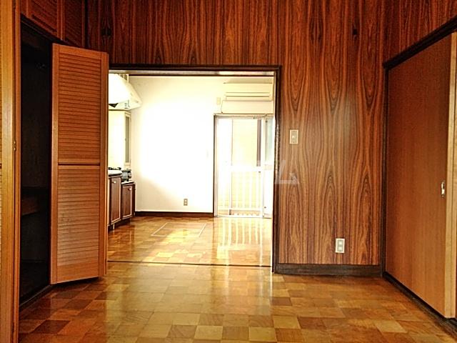 鎌倉様貸家 2号室のリビング