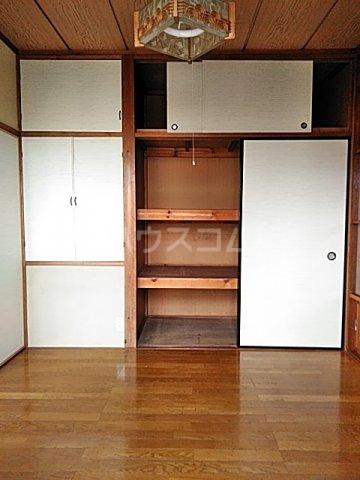 鎌倉様貸家 2号室の収納