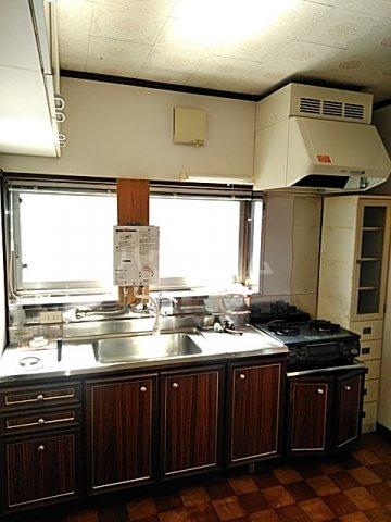 鎌倉様貸家 2号室のキッチン