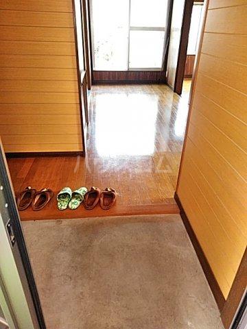 鎌倉様貸家 2号室のバルコニー