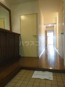 ネオコーポ戸塚舞岡 127号室の玄関