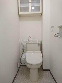 ネオコーポ戸塚舞岡 127号室のトイレ