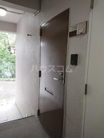 ネオコーポ戸塚舞岡 127号室のエントランス