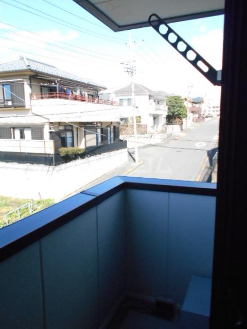 コンプリートHISA 205号室の景色
