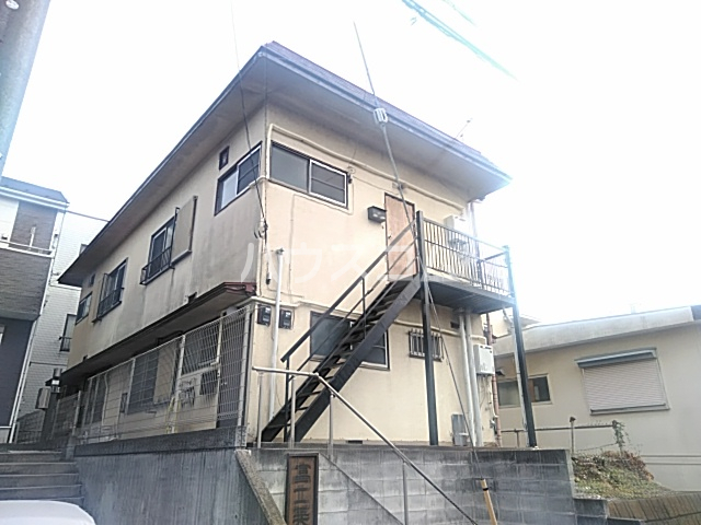 町田サニーガーデン外観写真
