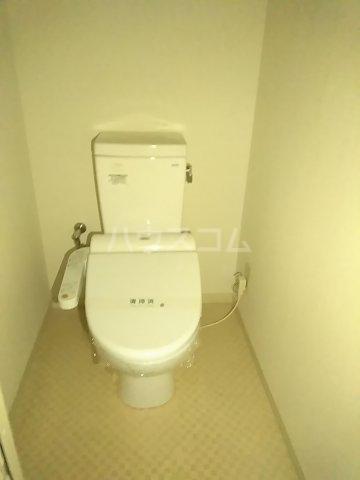 ツルコーポ 202号室のトイレ
