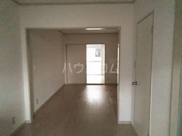 ツルコーポ 202号室のベッドルーム