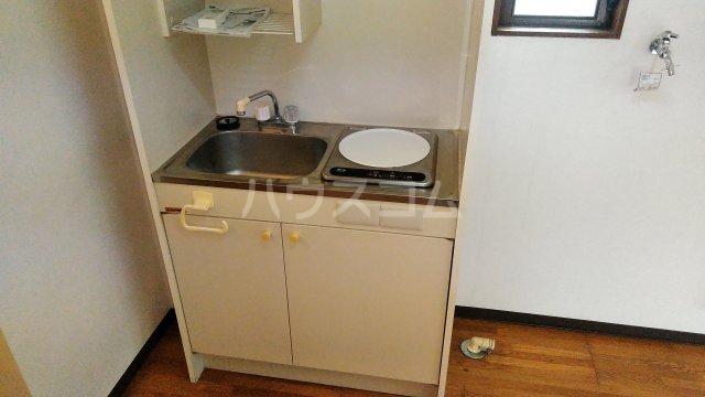 髙松ビル 402号室のキッチン
