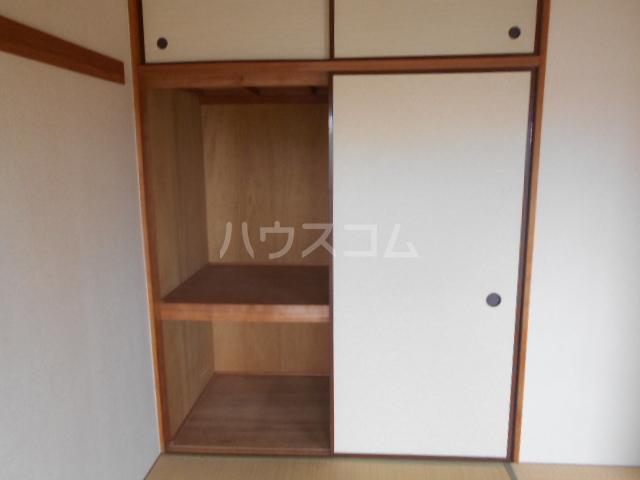 アイランドマンション大阪台 304号室の収納