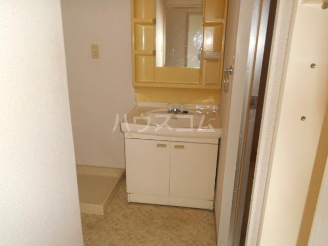アイランドマンション大阪台 304号室の洗面所