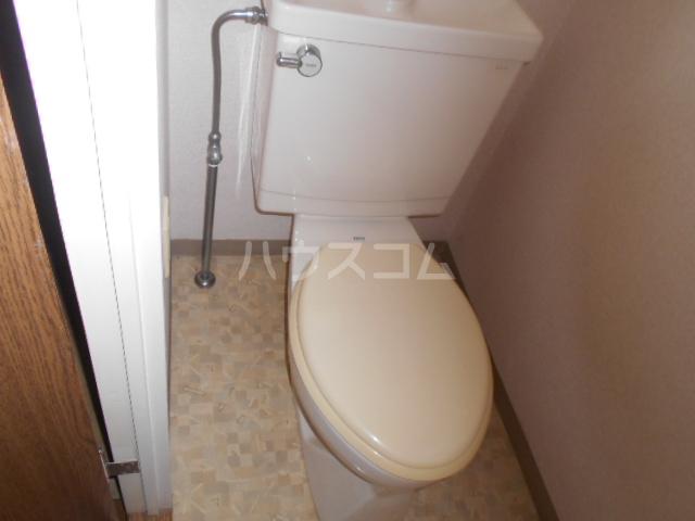 アイランドマンション大阪台 304号室のトイレ