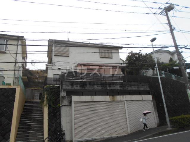 戸塚町一戸建の外観
