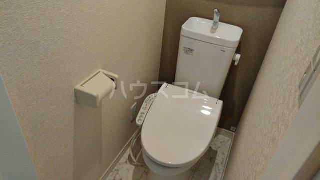 ユナイト文庫ミラフローレス 101号室のトイレ