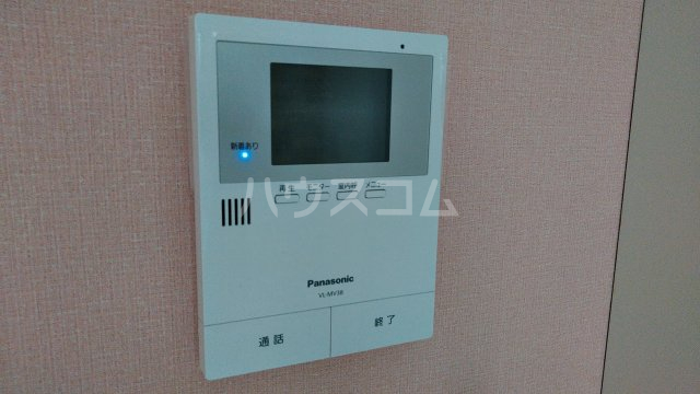 ユナイト文庫ミラフローレス 101号室のセキュリティ
