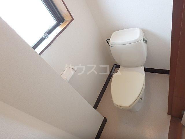 コーポ若葉Ⅱ 302号室のトイレ