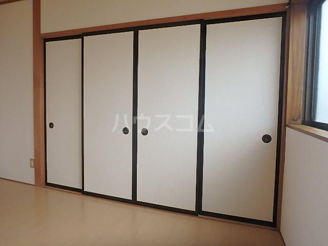 コーポ若葉Ⅱ 202号室の居室