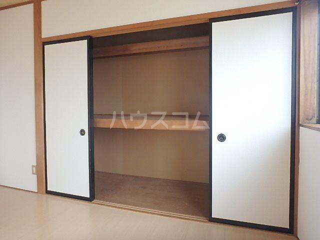 コーポ若葉Ⅱ 202号室の収納