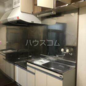 第五フジコーポ 103号室のキッチン