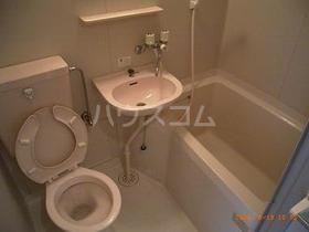 クオリティー町田 102号室のトイレ