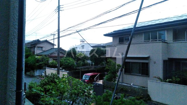 木村ハイツ 5号室の景色