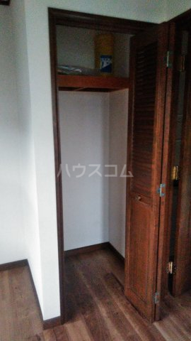 木村ハイツ 5号室の収納