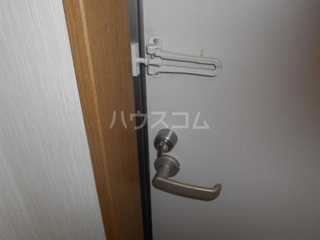 イーストヒル美濃 202号室のセキュリティ