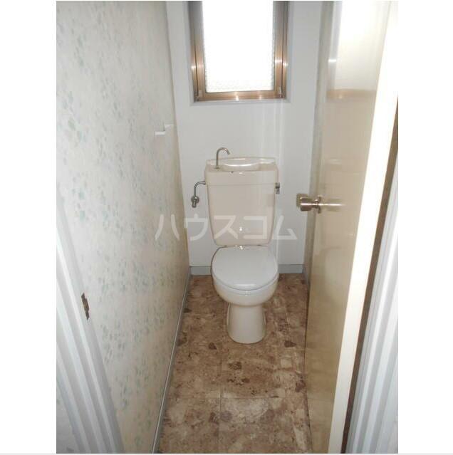 池野ビル 402号室のトイレ