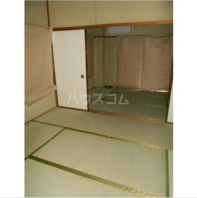 池野ビル 402号室の居室