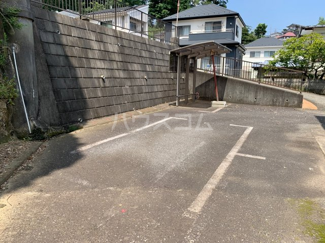 第三代田ハイツ 102号室の駐車場