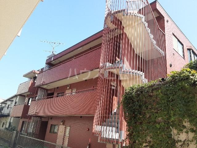 サンパレススズキ 103号室の外観