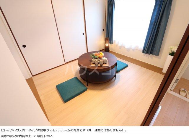 ビレッジハウス菊川1号棟 108号室のリビング
