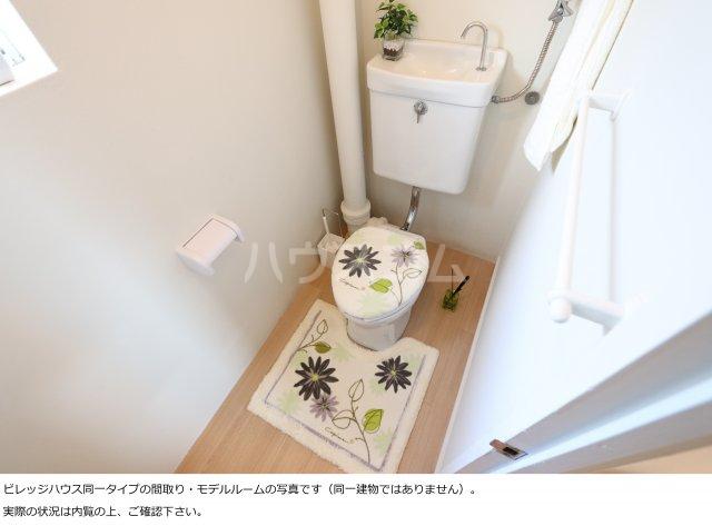ビレッジハウス菊川1号棟 108号室のトイレ