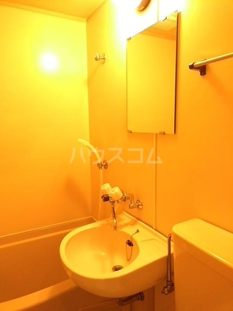 イースタンパレス桜ヶ丘 204号室の洗面所