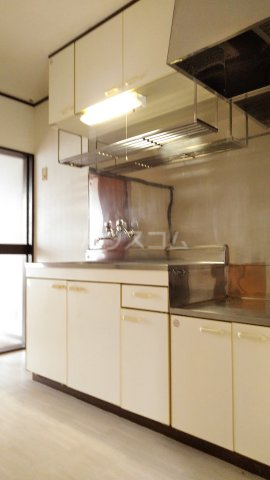 ハイツ下村 103号室のキッチン
