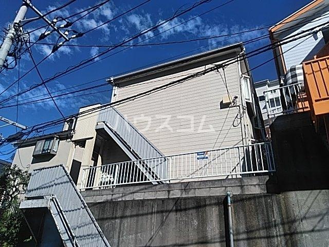 ブルーグレイス永田東Ⅰ 201号室の外観