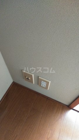 パークハイム林間 303号室の設備