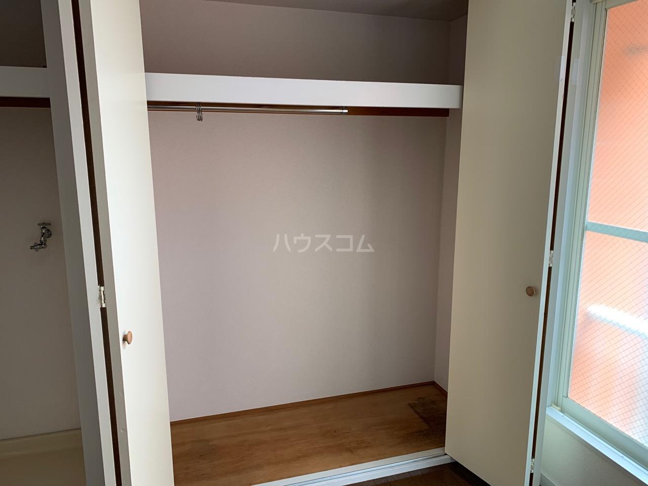 DSハウス 202号室の収納