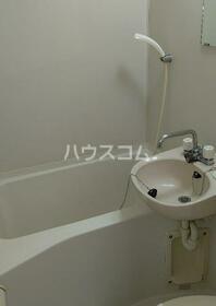 ハイツ笠間 105号室の風呂