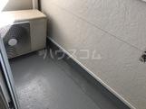 フォンテーヌ 101号室のバルコニー