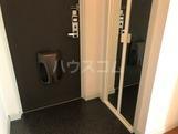 フォンテーヌ 101号室の玄関