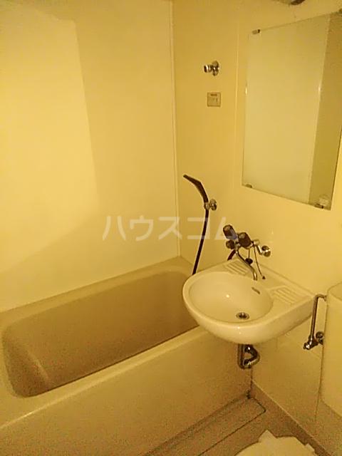 シルバーコーポ南林間 403号室の風呂